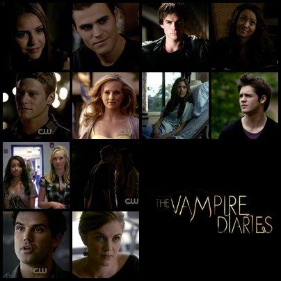 смотреть сериал дневники вампир:
