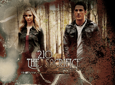Watch on-line Vampire Diaries 2.10: The Sacrifice