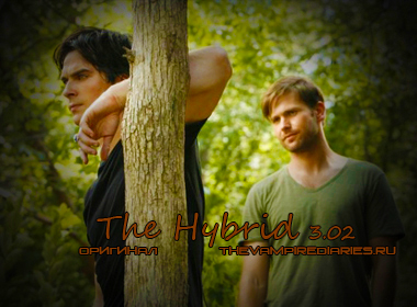 Watch on-line Vampire Diaries 3.02: The Hybrid