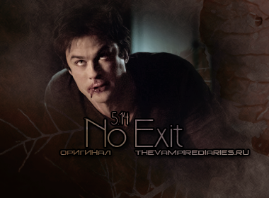 Watch on-line Vampire Diaries 5.14: No Exit