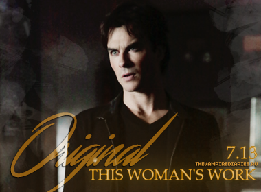 Watch on-line Vampire Diaries 7.13: This Woman's Work