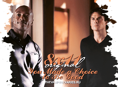 Watch on-line Vampire Diaries 8.11: You Made a Choice to Be Good